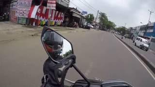 Ke toko helm inpress - ciledug | #MotovlogIndonesia