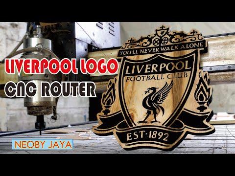 engrave-liverpool-logo-cnc-router
