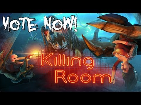 YOU VOTE FOR MY FATE! - Killing Room