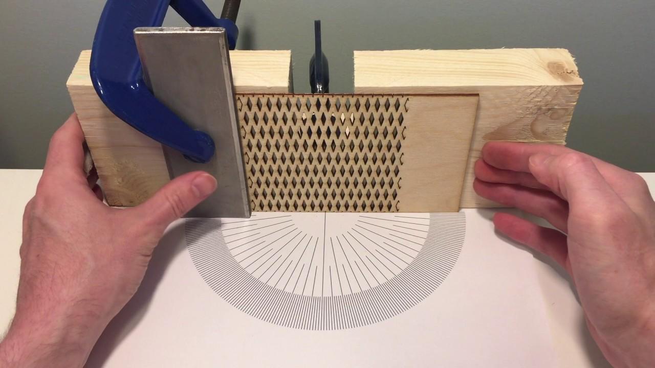 Box Stool Design