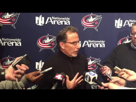 John Tortorella Exit Interview 2016