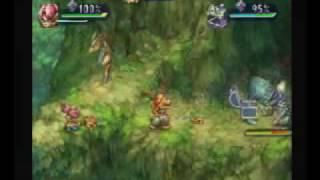 Legend Of Mana: Dryad Magic