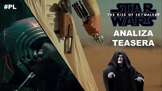 Star Wars IX Analiza Teaser'a