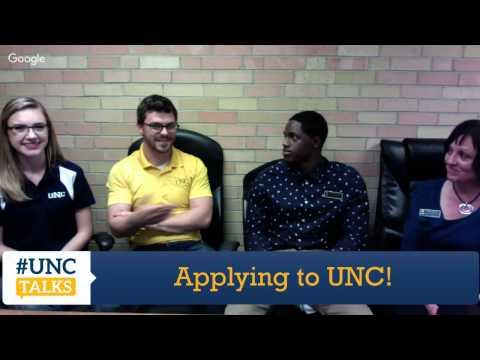 Applying to UNC