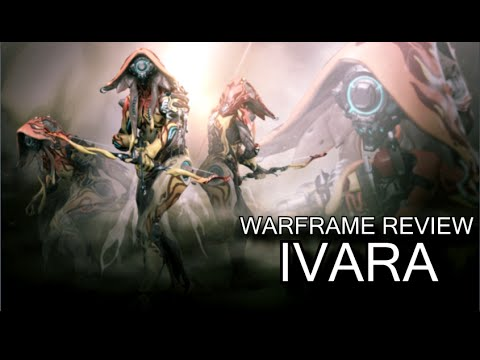 Warframe Ivaras Youkai Amp Arcuata Skins Customized