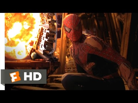 SpiderMan 2  SpiderMan vs. Doc Ock  910  Movies