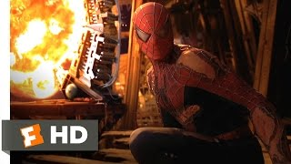 Spider-Man 2 - Spider-Man vs. Doc Ock Scene (9/10) | Movieclips