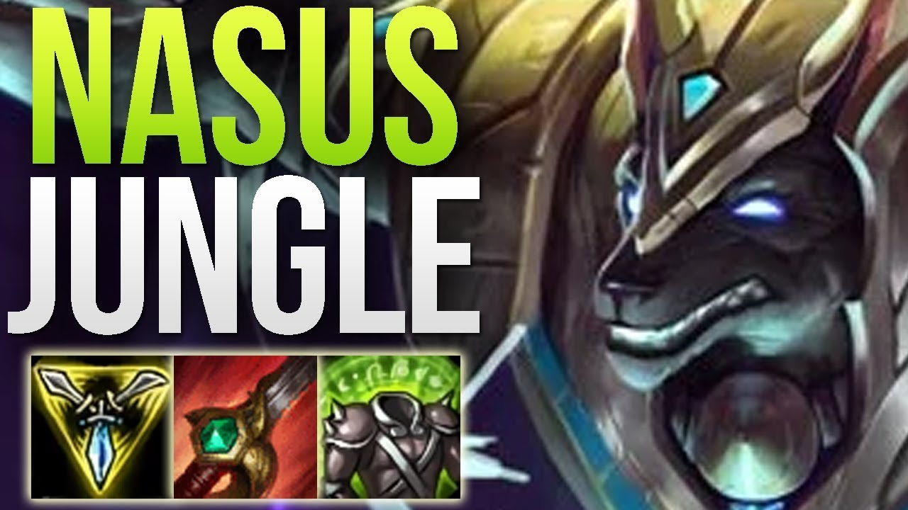 nasus runes jungle