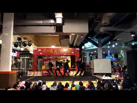 VIXX - Intro+Voodoo Doll+Eternity+Hyde Dance Cover by NOW SHOWING