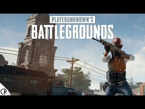 Haughmills Squad Slaughter - Lets Play Player Unknown Battlegrounds - PUBG