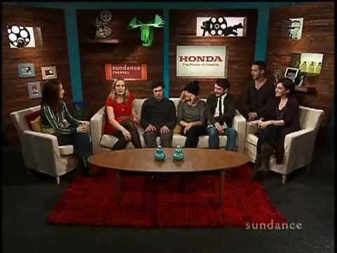 The Romantics Sundance interview Adam Brody, Elijah Wood and Malin Ackerman