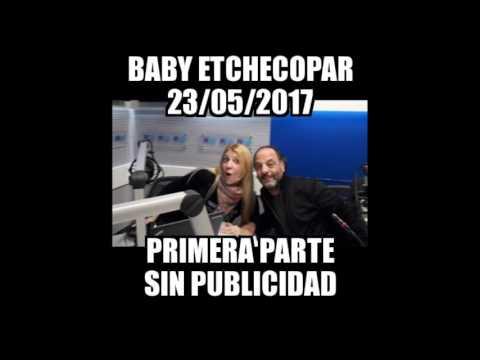 """BABY ETCHECOPAR - LOS """"TELOS"""" EN URUGUAY Y ARGENTINA 23/05/2017"""