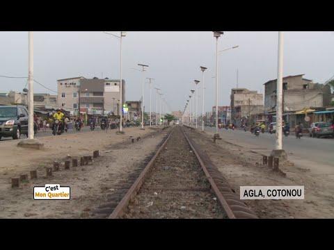 C'EST MON QUARTIER : A la découverte de Agla, Cotonou