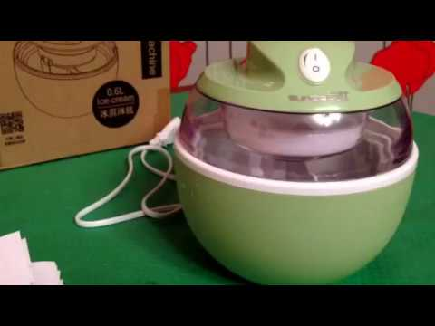 Как пользоваться мороженицей