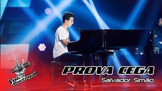 Salvador Simao - &quotGive Me Love&quot Prova Cega The Voice Portugal