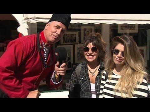 Programa 04 con Dalma y Giannina Maradona en Amsterdam - Por el mundo 2017
