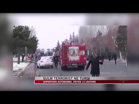 Sulm terrorist ne Turqi - News, Lajme - Vizion Plus