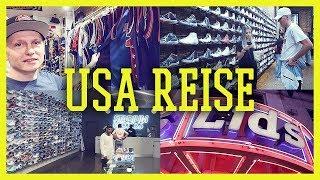 Die besten Sport & Sneaker Shops in New York [USA VLOG]