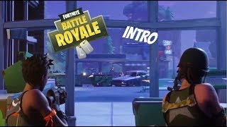 FORTNITE INTRO! (FREE TO USE) :D