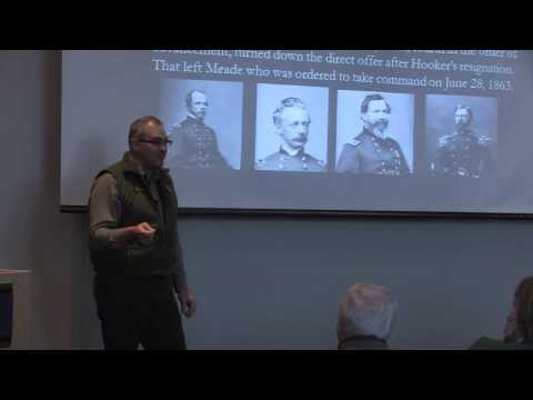 The Congressional Hearings on Meade at Gettysburg in 1864 (Lecture)