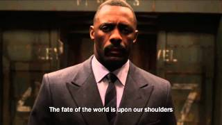 Pacific Rim DRIFT RZA English lyrics embedded +Traducción español