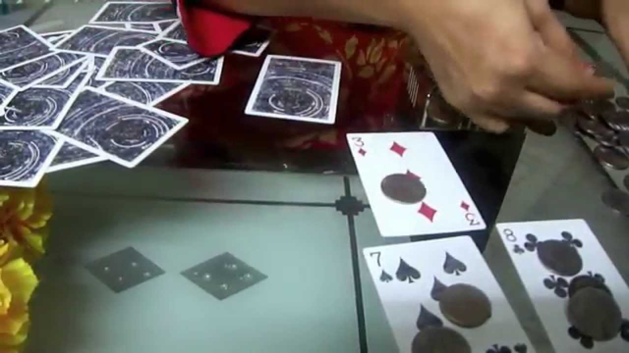 simple one minute game for ladies kitty party cards coins youtube