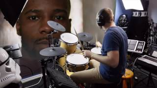 Stormzy - Big For Your Boots - Drum Cover (DrummerMattUK)