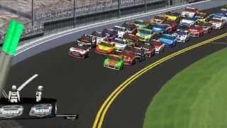 Nascar Racing 2003 - ERR League Race - Daytona 500 thumbnail