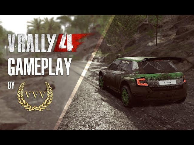 V-RALLY 4 | Rally Malaysia Gameplay by Team VVV
