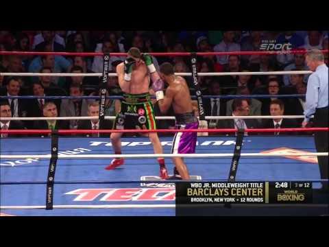 Demetrius Andrade vs Brian Rose