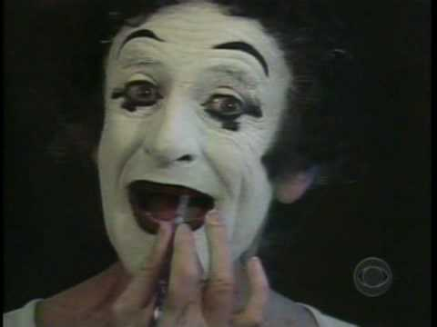 Marcel Marceau Remembered CBS Sunday Morning