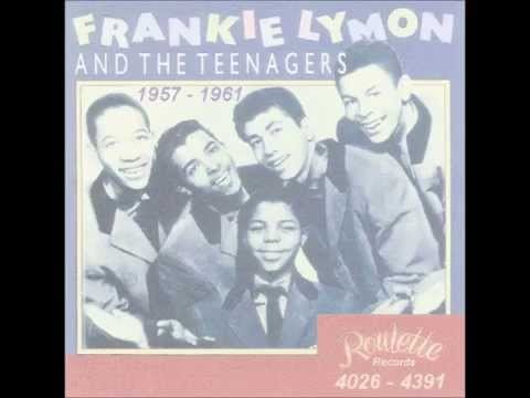 Frankie Lymon & The Teenagers - Roulette 45 RPM Records - 1957 - 1961