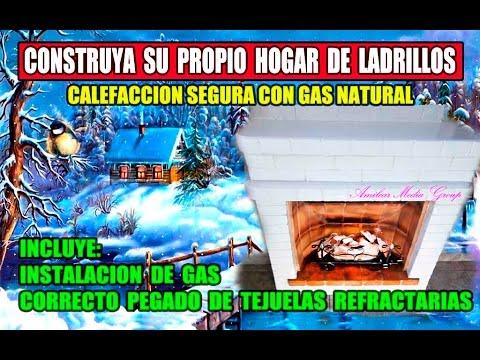 Construcci N De Hogar De Le Os Refractarios A Gas Natural