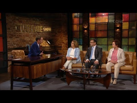 RTÉ - The Late Late Show - Tracey Corbett Lynch and Marilyn and Wayne Corbett (18/5/18) (576p)