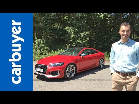 Audi RS5 coupe review - can it really beat the BMW M4? - Carbuyer