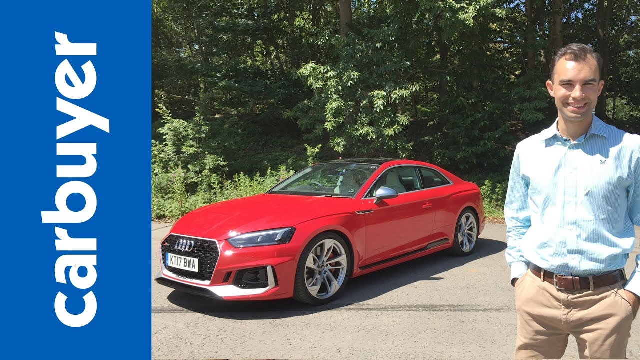 Audi RS5 coupe review - can it really beat the BMW M4? - Carbuyer - Dauer: 8 Minuten, 6 Sekunden