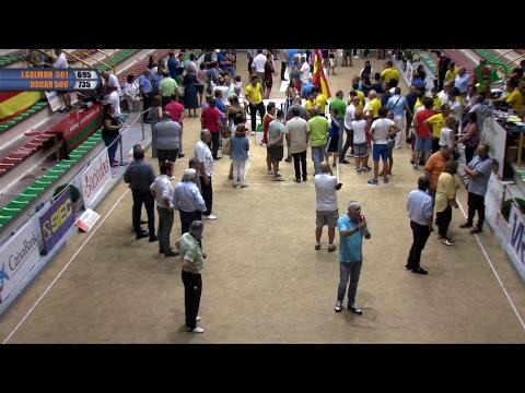 Semana Bolistica 2018 en Directo. Final Campeonato de España