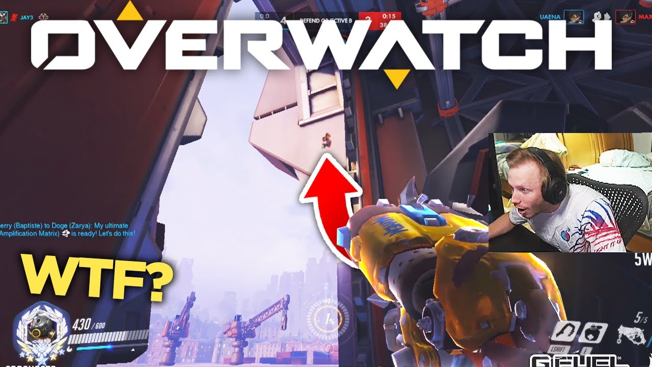 Overwatch MOST VIEWED Twitch Clips of The Week! #91 thumbnail