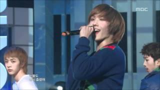 MBLAQ - G.O.O.D Luv, 엠블랙 - 굳 러브, Music Core 20100102