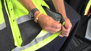 Hi-Vis Supershell Jacket with Gore-Tex 9970V
