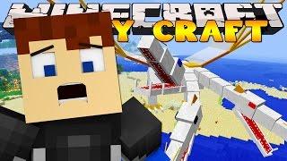 Minecraft Crazy Craft 3.0 : THE BIG HUNT!! #51