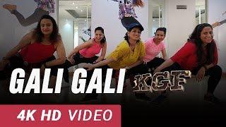 BOLLYWOOD Dance Fitness Choreography by Vijaya Tupurani | Gali Gali |  Neha Kakkar