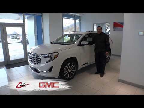 Test Drive Thursday at Cole Chevrolet - 2018 GMC Terrain Denali