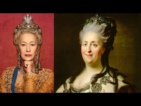 Catherine The Great, Tsarina Of Russia, Part 2