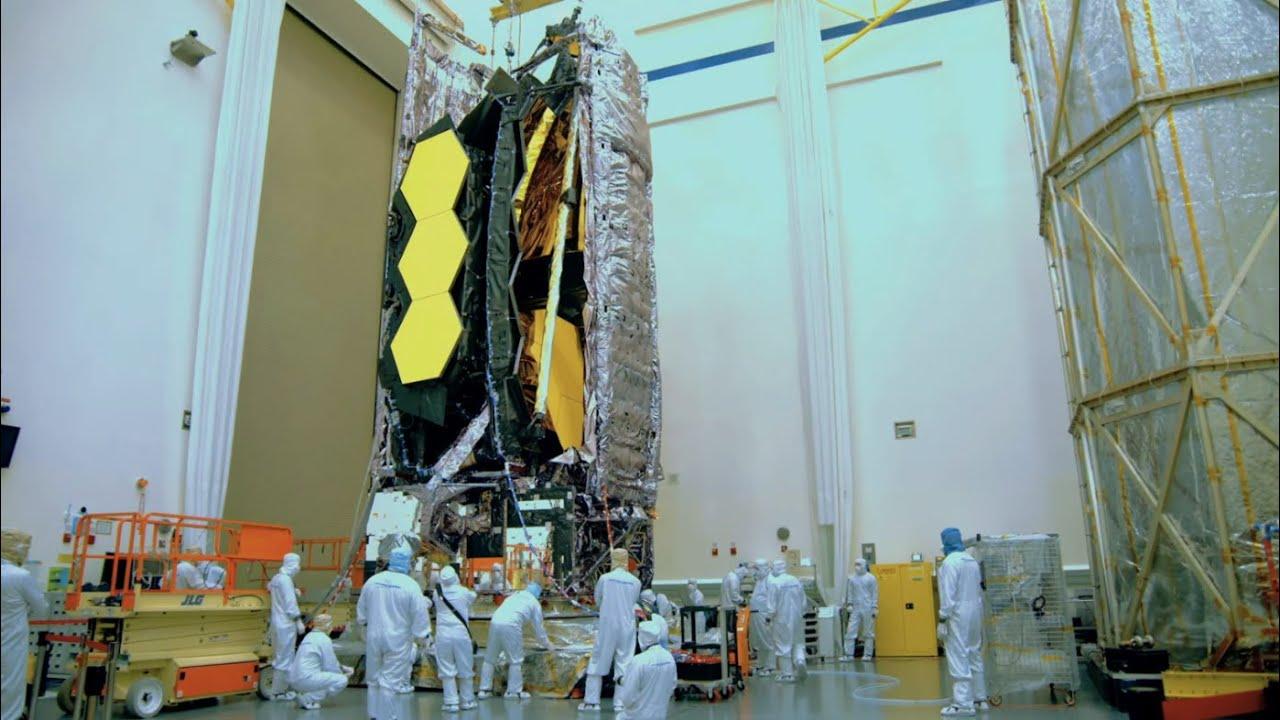 Environmental testing completed for NASA James Webb telescope