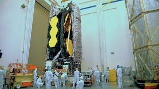 Environmental testing completed for NASA James Webb telescope
