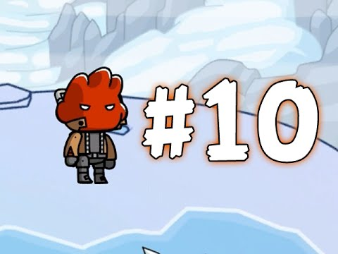 SCRIBBLENAUTS UNMASKED - PART 10 - THE FORTRESS!