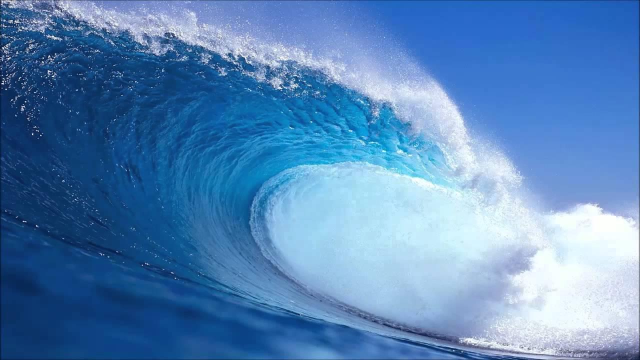 White Noise Ocean Waves 8 Hours Youtube