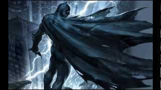 Batman:The Dark Knight Returns, Part 1 (2012) - Christopher Drake - Theme. Soundtrack.OST (Edited)