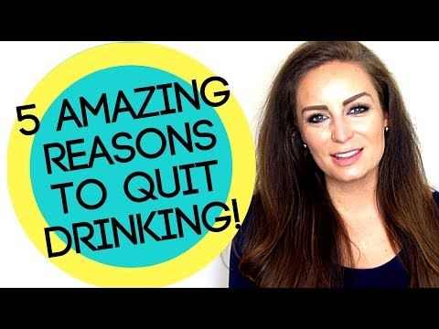5 Amazing Things That Happened When I Quit Drinking Alcohol